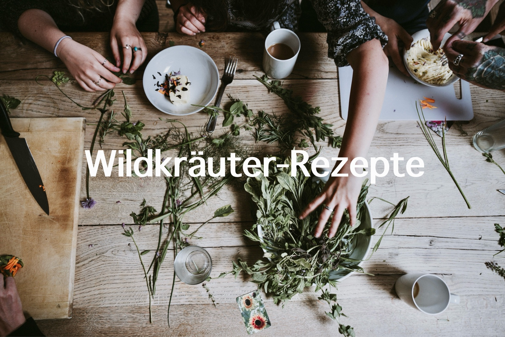 You are currently viewing Wildkräuter-Rezepte